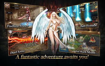 Arcane Online (MMORPG) 2.2.3 screenshot 2091060