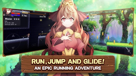 Run Again : Action Adventure Game 1.24 Mod APK Updated Android 2