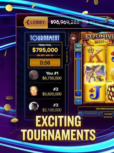 Electric Vegas - Free Slots screenshot 3