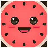aa kawaii watermelon