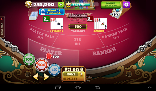 BACCARAT!- screenshot thumbnail