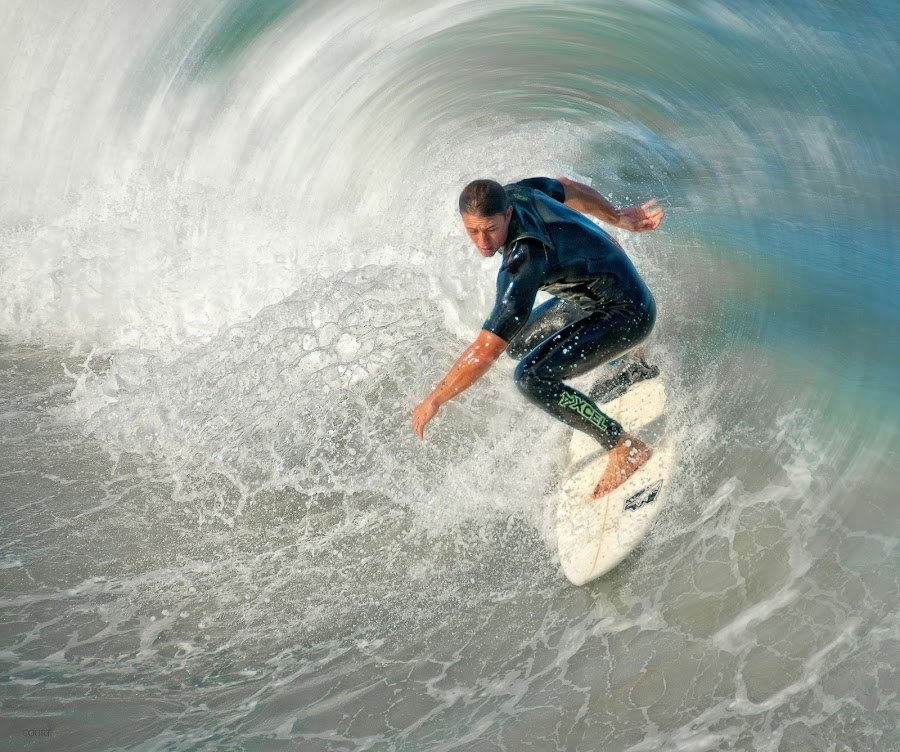 Juno by Courtland Roberts - Sports & Fitness Surfing ( surfing, fitness, florida, sports, beach, juno )