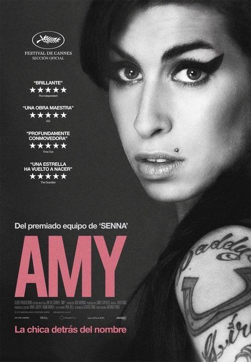 Amy la chica detrás del nombre