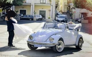 Volkswagen Maggiolino Cabriolet Rent Basilicata