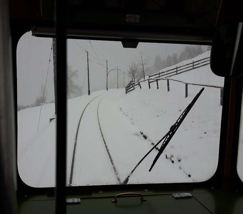 Dal trenino del Renon di joysphoto