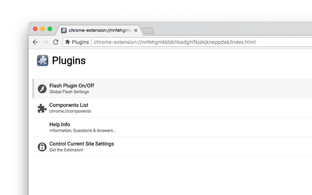chrome/plugins