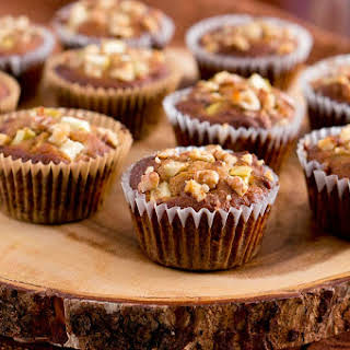 Healthy Apple Muffins.
