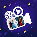 Video Jodne Wala App – Video Join,Cut,Merge,Crop icon