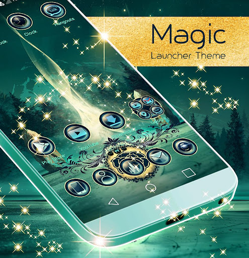 Magic Launcher Theme 1.284.1.129 1