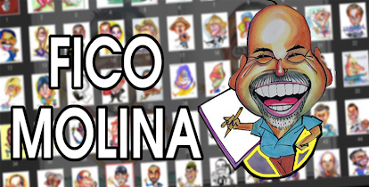 Caricaturas de Fico Molina - screenshot thumbnail 01