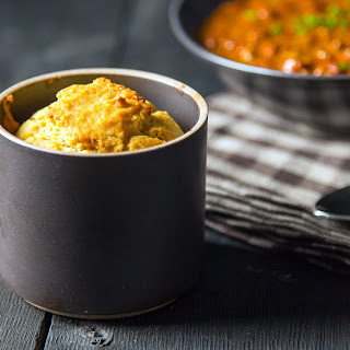 Simple Cornbread in a Mug