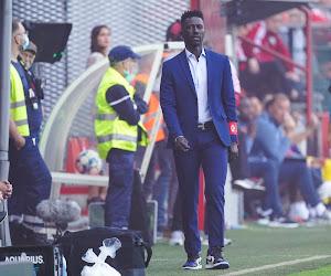 """Mbaye Leye explique l'absence de Noë Dussenne : """"Nous avons pris une option et je m'y tiens"""""""