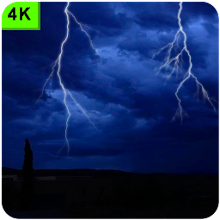 Thunder Live Wallpaper Download on Windows