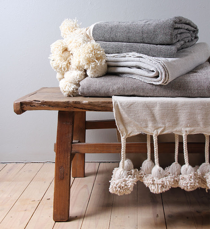 6. Pom Pom Blankets, The Storer, from R1 999.