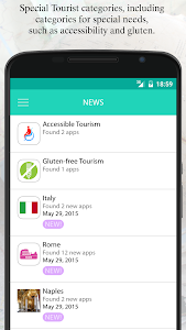 AppsMapper Italy screenshot 5