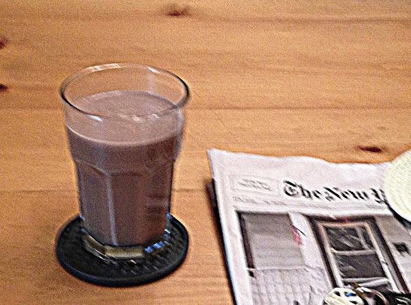 Gourmet Chocolate Milk Recipe