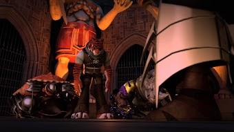 Attack of the Mega Shredder!