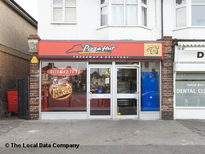 Pizza Hut Delivery On Ardleigh Green Road Pizza Takeaway