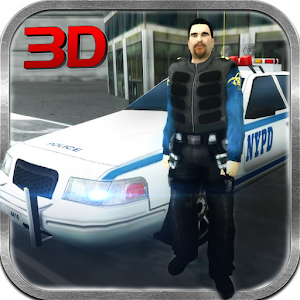 San Andreas City Police Van 3D for PC and MAC
