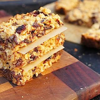 OUT-of-the-BOX Peanut Butter Granola Bars Recipe