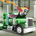 Truck Maker Factory: Build Car, Buses in Garage icon