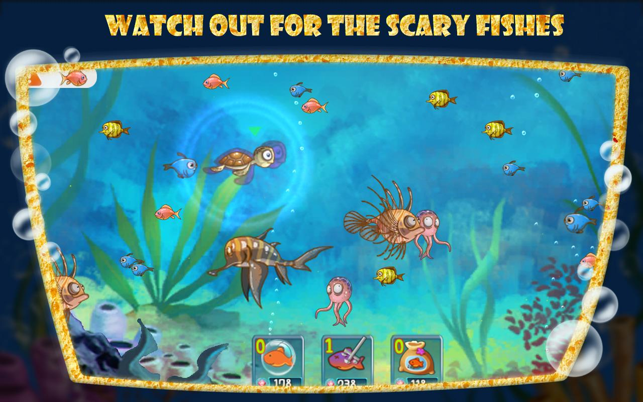 Fish eating fish android apps on google play for The fish game
