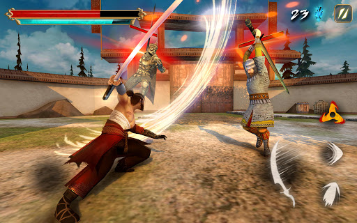 Takashi Ninja Warrior - Shadow of Last Samurai apkpoly screenshots 14