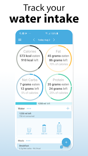 Keto.app - Keto diet tracker 4.3.0 screenshots 6