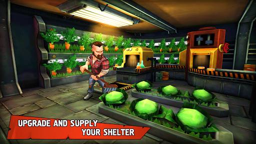 Code Triche Shelter War: Last City in apocalypse APK MOD (Astuce) screenshots 5