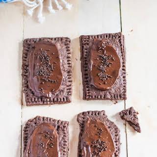 Triple Chocolate Nutella Pop Tarts.