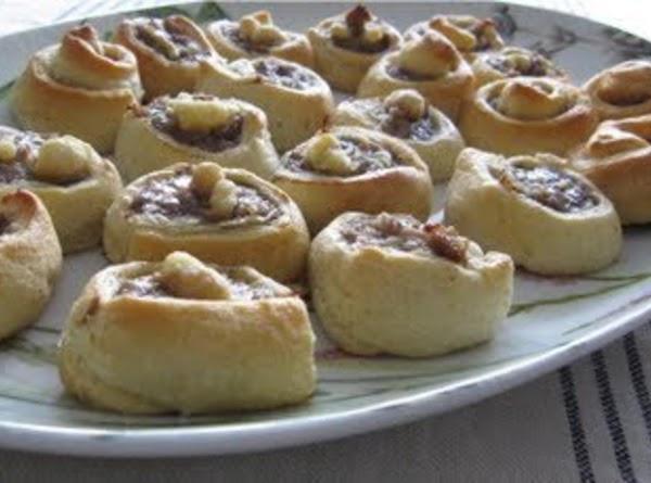 Sausage Swirls Recipe