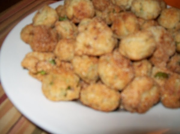 Fried Okra - Dee Dee's Recipe