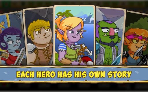 Let's Journey - idle clicker RPG - offline game filehippodl screenshot 15