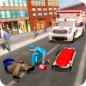 New City Ambulance game: Rescue Driver