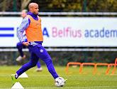 Kompany, Sandler en Trebel trainden opnieuw mee met de groep bij Anderlecht
