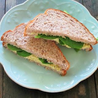 Chickpea of the Sea Sandwich Spread
