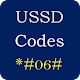 USSD Codes for Android phones for PC-Windows 7,8,10 and Mac