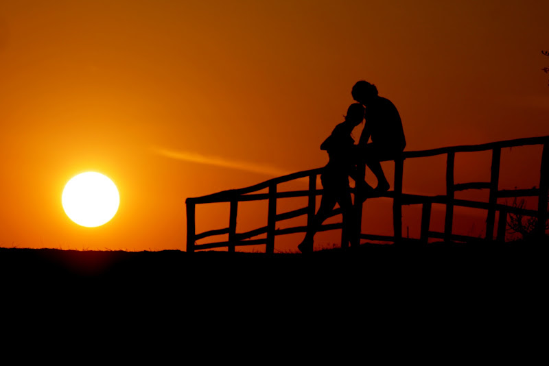 Sunset in love! di piera_petrocelli