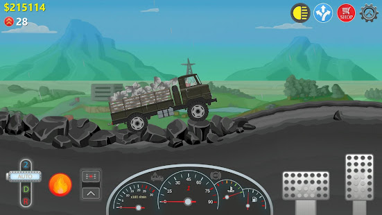 Trucker Real Wheels - Simulator - náhled