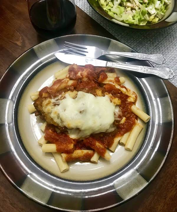 Chicken  Parmesan  By Nor