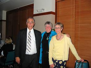 Photo: Siblings: Gordon Hadley, Jane Hadley, Elinor Stillman