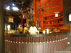 Photo: #011-Le bar du Club Med de Cap Skirring