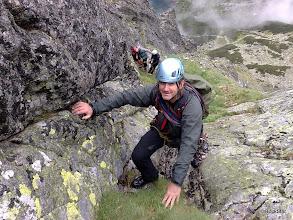 Photo: Aj tak ideme na vrchol :)