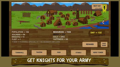 The Last Vikings Kingdom: City Builder  captures d'écran 2
