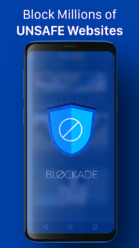 Blockade - Block Porn & Inappropriate Content screenshot 2