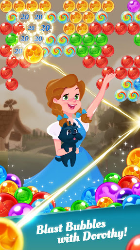 Oz Pop - Bubble Shooter 1.6.7 screenshots 1
