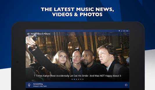 Capital FM Radio App- screenshot thumbnail