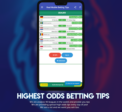 best betting tips apps android