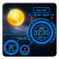Phone Dashboard Weather Widget with Battery file APK for Gaming PC/PS3/PS4 Smart TV