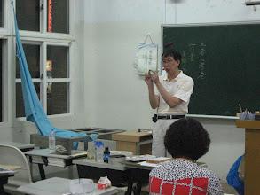 Photo: 20110919頭份(一)山水有情—中國山水畫初探 004